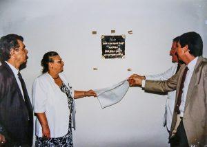 Em 1968, o então Ginásio Comercial passou a chamar Colégio Comercial Prof ª Alcina Dantas Feijão