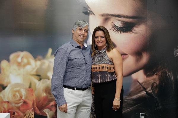 Odair e Katia Meneguello, do Spazio Di Belezza: foco no dia da noiva