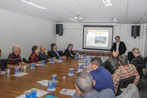 Na Câmara de Diadema, Fabio Palácio respondeu perguntas dos vereadores sobre o Consórcio