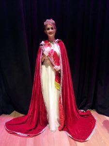 Daniela Carvalho foi coroada em noite que comemorou os 30 anos do concurso Miss Rio Grande da Serra