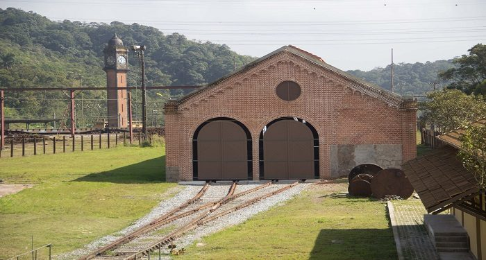 Garagem das Locomotivas
