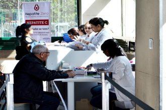 Hepatite Zero no Poupatempo