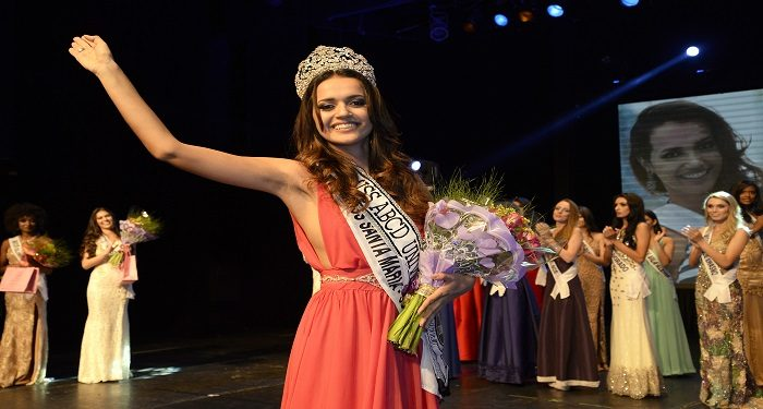 Flavia Polido - Miss ABCD Universo 2018