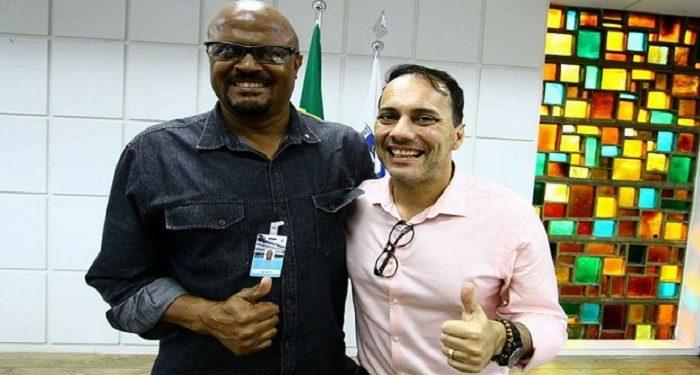 Salvador Cruz e Atila Jacomussi