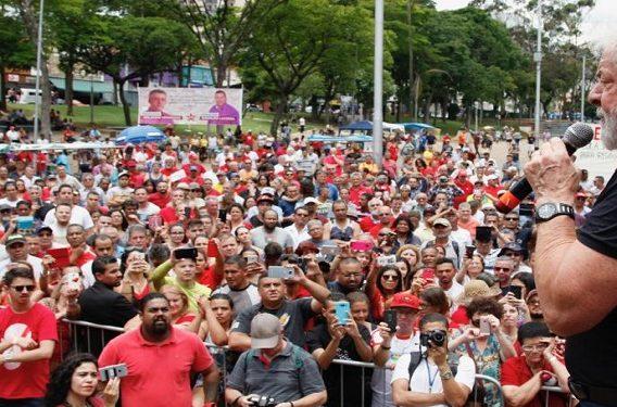 Lula em Diadema