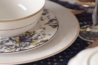 chá de mesas decoradas