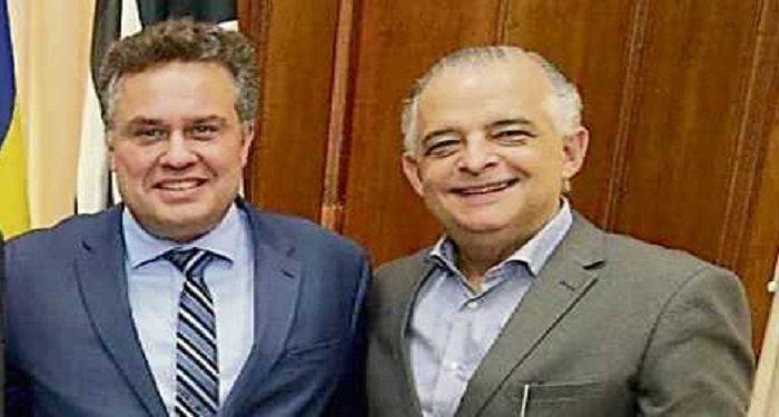 Gabriel Maranhão e Márcio França