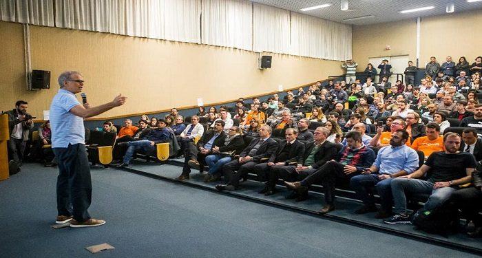 Bernardinho na Faculdade Mauá 18.06.18 1