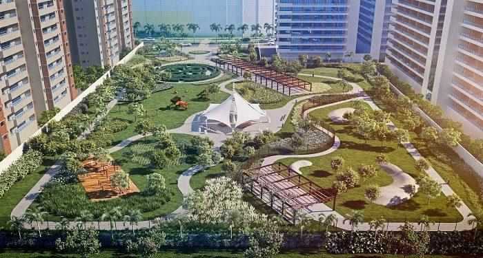 Parque Espaço Cerâmica Tom Jobim 2