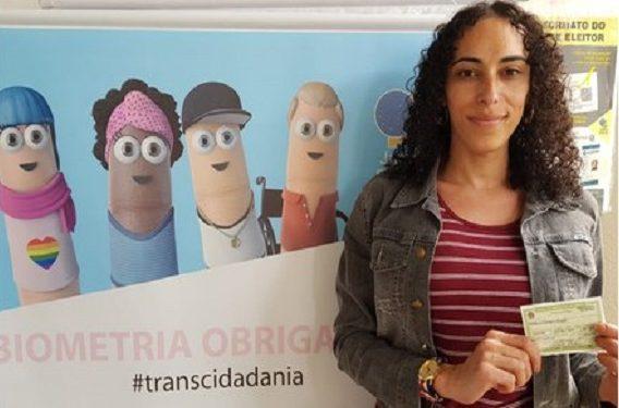 nome social trans santo andré
