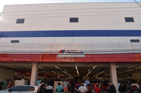 Reabertura Armarinhos Fernando SBC 1
