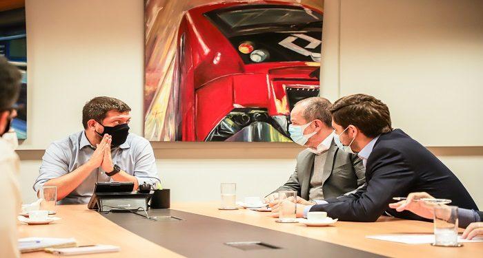 Reunião com Pedro Tegon Presidente-Diretor da CPTM com Thiago Auricchio - 05 julho 2021 (21)